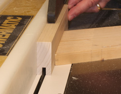 Making Tongue Groove Joints Newwoodworker Com