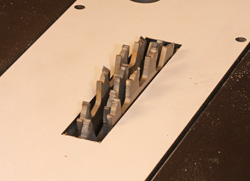 Using stacked dado blades newwoodworker llc dado gauge stick keyboard keysfo Image collections