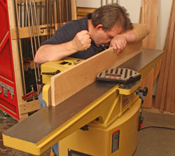 wood jointers