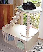 kitty playhouse plans