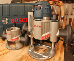 Bosch 23hp plungefixed base router kit newwoodworker llc bosch did a good job of updating their mid range router adding good stuff and not messing up the good stuff that was already there if you want a solid greentooth Images