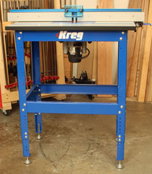 Kreg precision router table newwoodworker llc the kreg precision router table is well built and features one of the best fence systems i have seen click image to enlarge greentooth Images