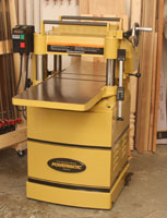 powermatic thickness planer
