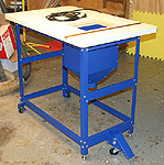 woodpecker router tables